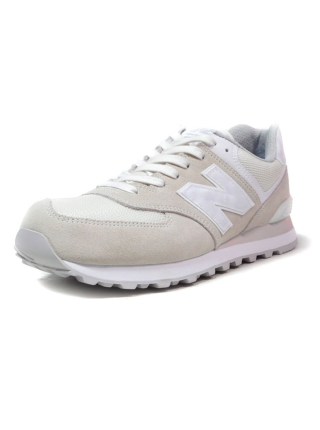 Кроссовки New Balance 574 Beige/White