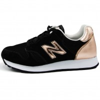 Кроссовки New Balance 520 Black/Gold