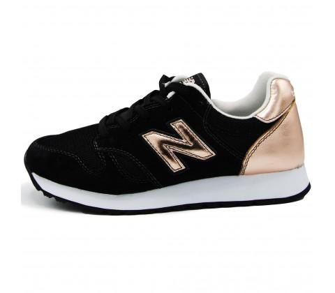 Кроссовки New Balance 520 Black/Gold