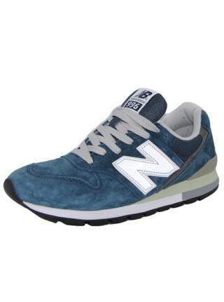 Кроссовки New Balance 996 Blue/Blue/Grey