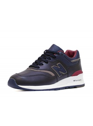 Кроссовки New Balance 997 Dark/Blue/Red