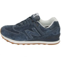 Кроссовки New Balance 574 Dark Blue Blue