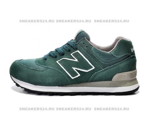 Кроссовки New Balance 574 All Green
