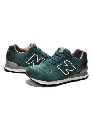 Кроссовки New Balance 574 All Green