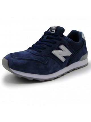 Кроссовки New Balance 996 Dark Blue/Grey