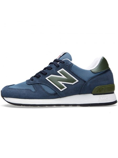 Кроссовки New Balance 670 Blue/Green