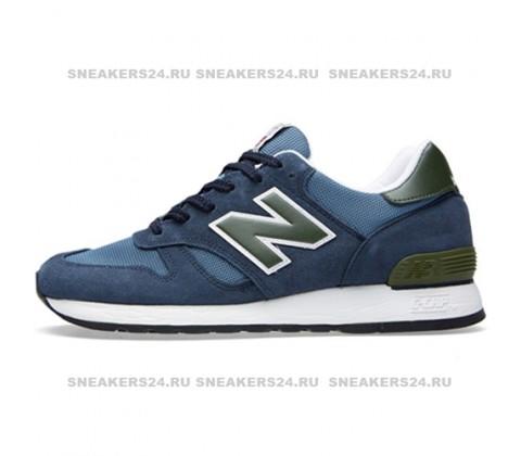 Кроссовки New Balance 670 Blue/Green