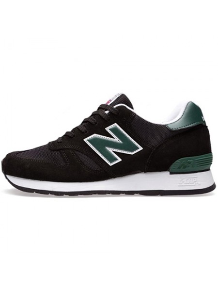 Кроссовки New Balance 670 Black/Green