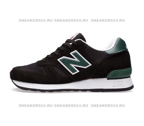 Кроссовки New Balance 670 Black/Green