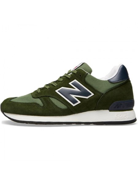 Кроссовки New Balance 670 Green/Blue