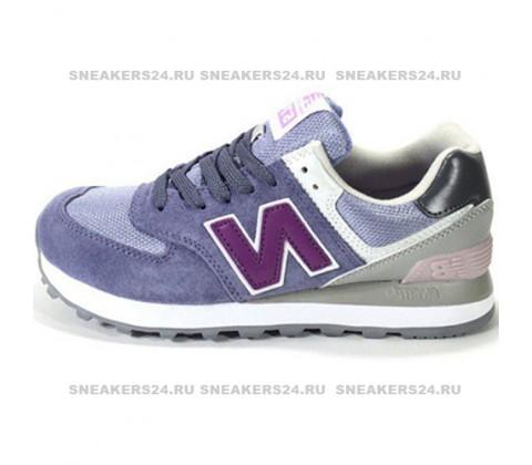 Кроссовки New Balance 574 Purple