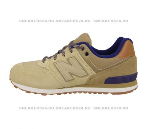 Кроссовки New Balance 574 San/Beige