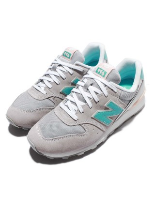 Кроссовки New Balance 996 Grey/Light Blue