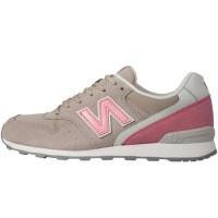 Кроссовки New Balance 996 Gray/Light Pink