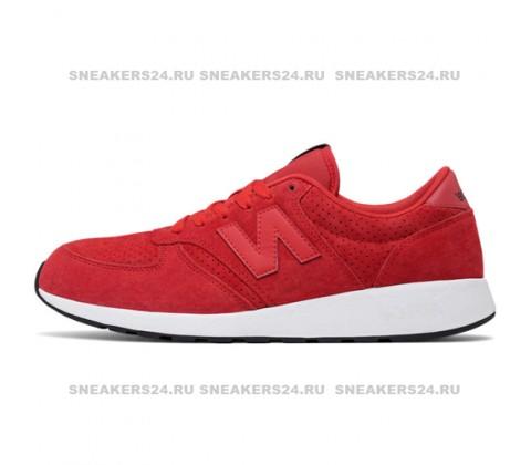 Кроссовки New Balance 420 Re-Engineered Red