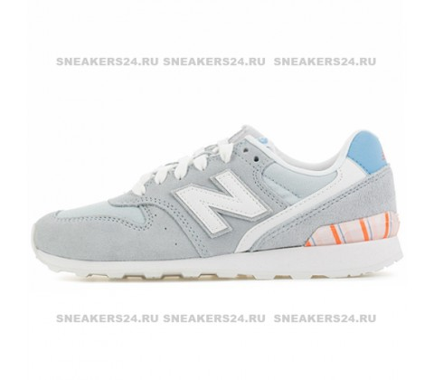 Кроссовки New Balance 996 Light Blue/Light Gray