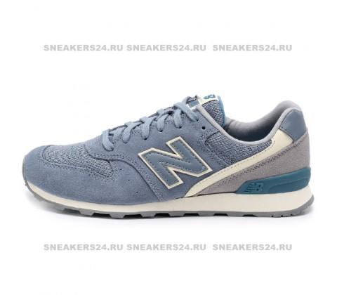 Кроссовки New Balance 996 All Blue