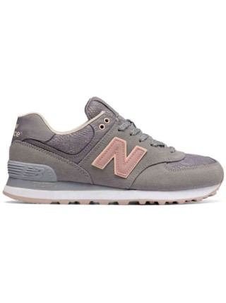 Кроссовки New Balance 574 Gray/Light Blue