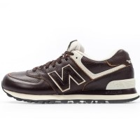 Кроссовки New Balance 574 Classic Brown