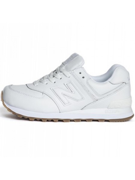 Кроссовки New Balance 574 All White