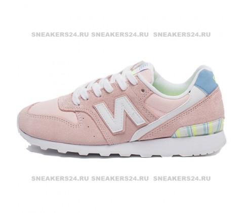 Кроссовки New Balance 996 Light Pink