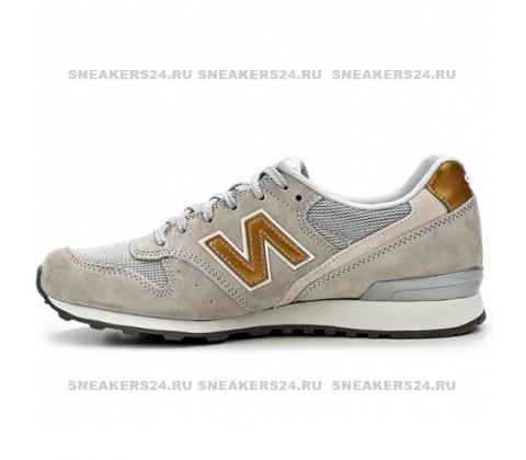 Кроссовки New Balance 996 Gray/Сopper