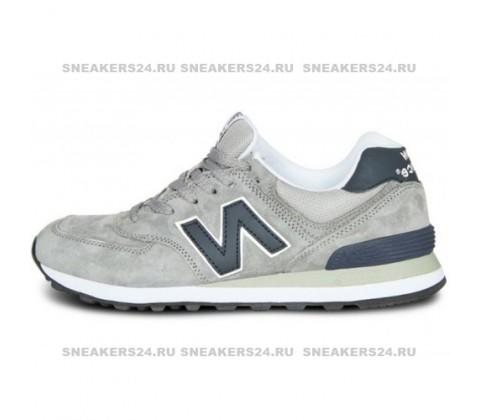 Кроссовки New Balance 574 Gray/Blue