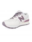 Кроссовки New Balance 574 White/Purple