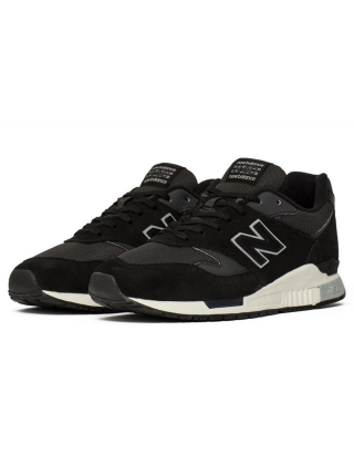 Кроссовки New Balance 840 Black/White