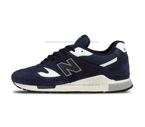 Кроссовки New Balance 840 Blue/White