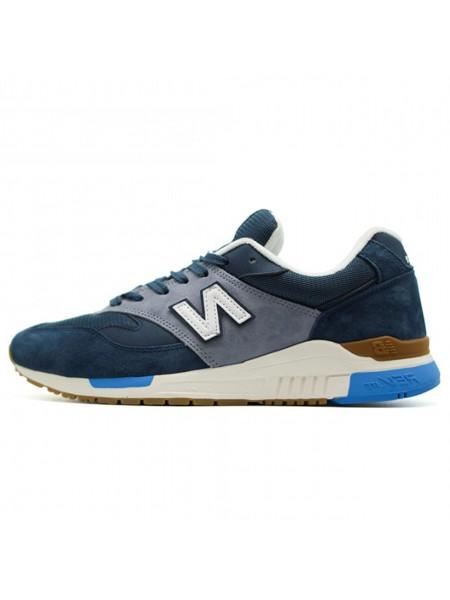 Кроссовки New Balance 840 Blue