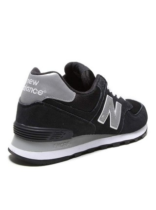 Кроссовки New Balance 574 Black/Grey