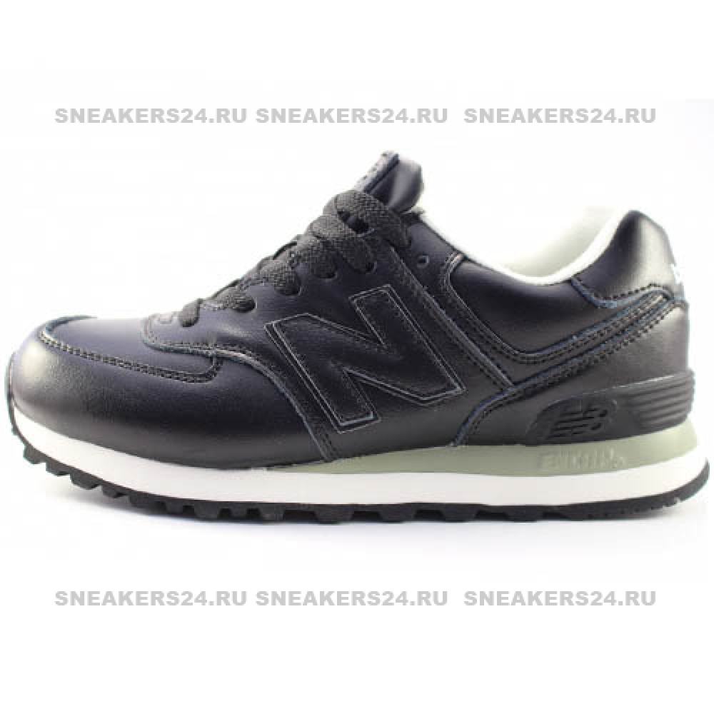 great fit 75bc0 cb229 Кроссовки New Balance 574 Classic All Black