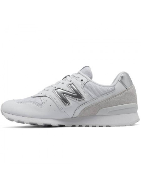 Кроссовки New Balance 996 White/Silver