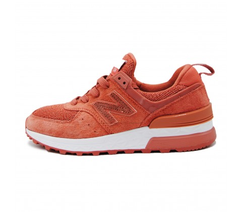 Кроссовки New Balance 574 S Orange