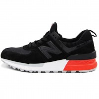 Кроссовки New Balance 574 S Black/White