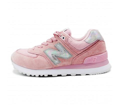 Кроссовки New Balance 574  Shattered Pearl Gently Pink