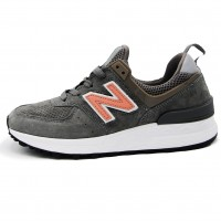Кроссовки New Balance 574 S Dark Gray