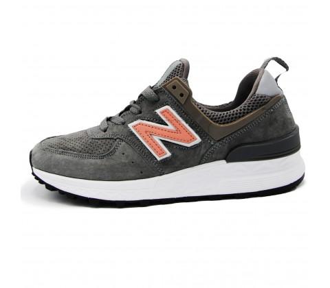 Кроссовки New Balance 574 S Dark Gray