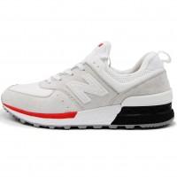 Кроссовки New Balance 574 S White
