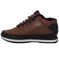 Кроссовки New Balance 754 Dark Brown With Fur