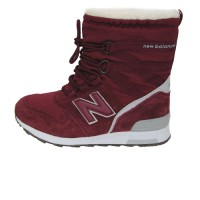 Кроссовки New Balance Winter Sport Burgundy With Fur