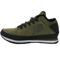 Кроссовки New Balance 754 Dark Green With Fur