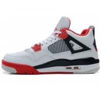 Кроссовки Nike Air Jordan 4 Retro Fire Red