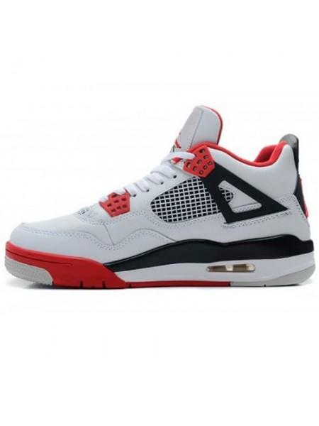 Кроссовки Nike Air Jordan 4 Retro Fire Red