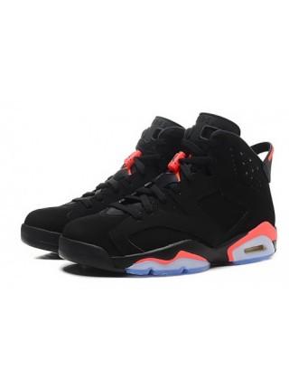 Кроссовки Nike Air Jordan 6 Retro Black/Red