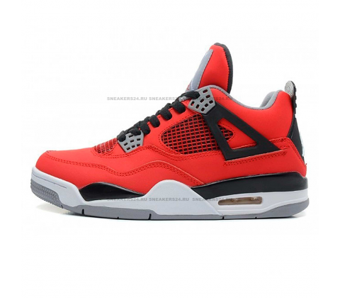 Кроссовки Nike Air Jordan IV (4) Retro Toro Bravo/Fire Red