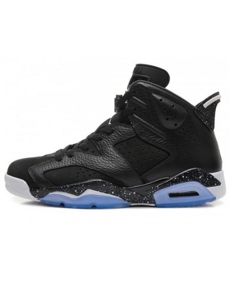 Кроссовки Nike Air Jordan VI Black Venom