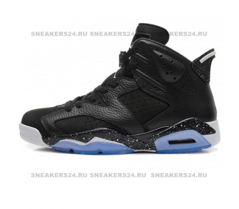 Кроссовки Nike Air Jordan VI Black Venom