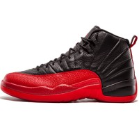 Кроссовки Nike Air Jordan 12 Black/Red